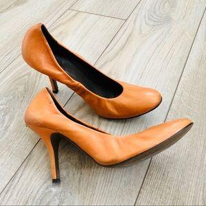 🍊 Cute Stretchy high heels